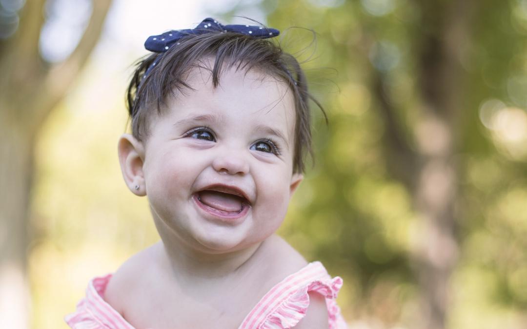 Fotografía Infantil – Atenea 8 meses