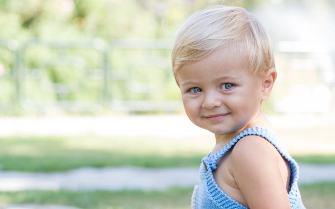 Fotografía Infantil – Luisete 1 año