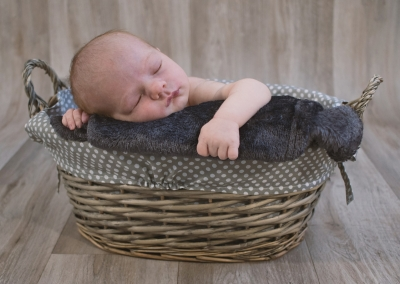 Fotografía Newborn – Lucas 9 días