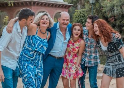 Sesión familiar – Sevilla